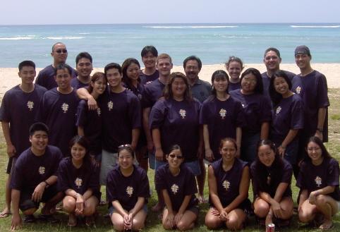 2003 ACTS Retreat